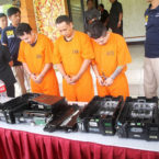 Three Peru Nationals Arrested Over Bali ATM Theft