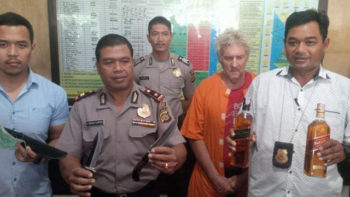 American Expat Arrested After Robbing Eight Convenience Stores in Bali