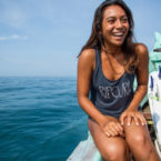 Meet Diah Rahayu, Rip Curl's One and Only Balinese Surfer Girl