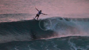 Video: Ari Browne Finless in Bali