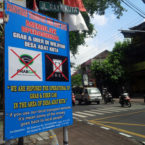 Uber Taxi Driver Beaten by Angry Mob in Ubud