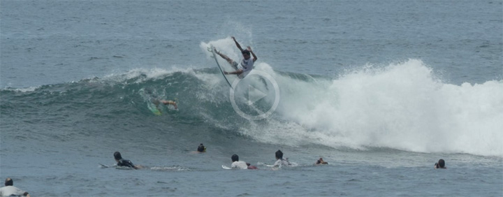 Video: Last Sunday at Keramas