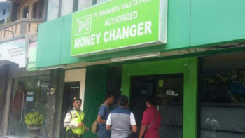 Armed Group Robs $60,000 From Kuta Money Changer