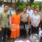 Kuta Taxi Driver Arrested after Stealing Luggage of Foreign Tourists