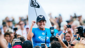 Stephanie Gilmore Claim Roxy Pro Wins at Snapper