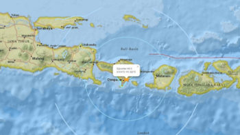 Bali Hit by Earthquake With Magnitude of 6.4 Shaking Homes and Residents
