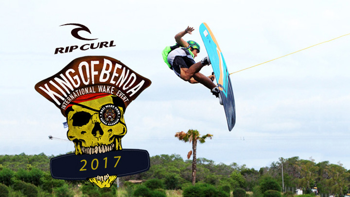 Clean Sweep For Rip Curl Riders at King Of Benoa 2017