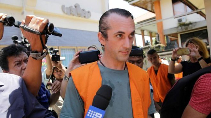 British-Australian Couple Jailed 6 and 4 Years for Bali Policeman's Killing