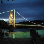 New Yellow Bridge Becomes a New Icon of Bali Tourism