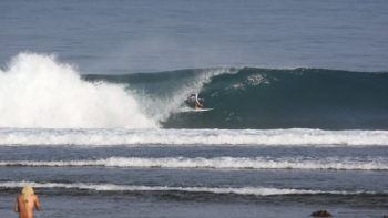 Surfing at The 2018 Asian Games Will Be Held in Cimaja or Krui, Indonesia