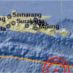 Bali Shaken by 5.4 Magnitude Earthquake