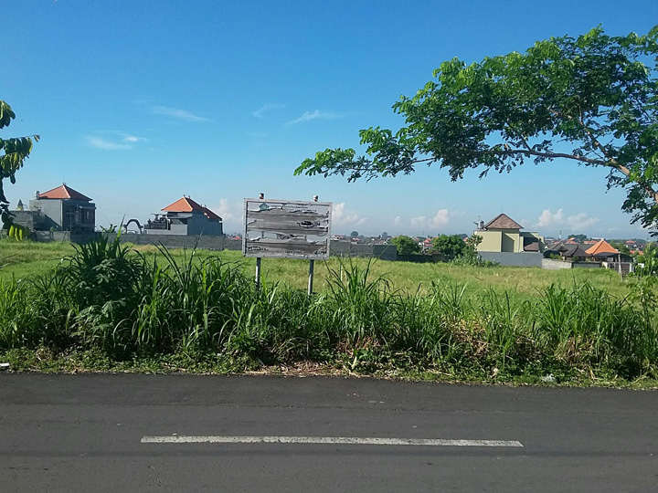 Zoning Violations Widespread in Denpasar's Green Zones