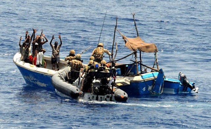 Indonesia Named One of The Most Maritime Piracy Affected Regions