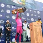 Courtney Conlogue Wins The 2017 Women's Rip Curl Pro Bells Beach