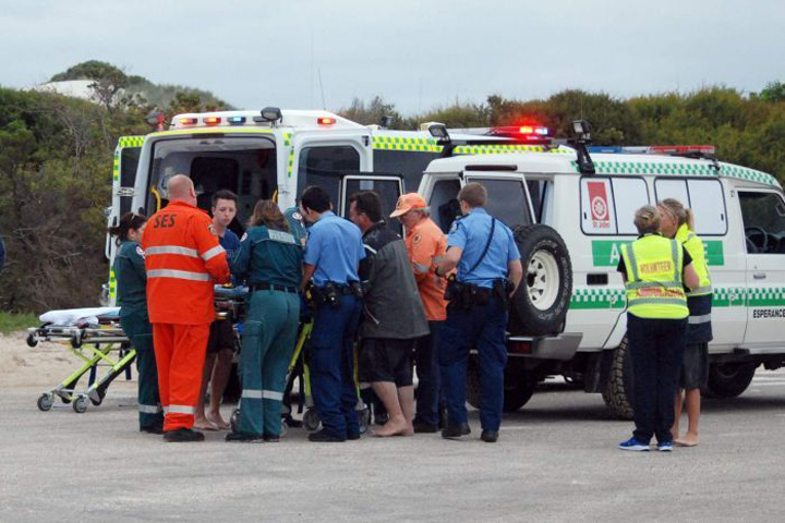 Teenage Surfer Girl Killed In West Australian Shark Attack