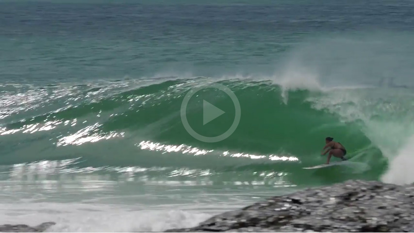 Video: Tyler Wright Really, Really, Really Good Surfers