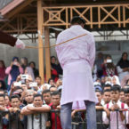 Gay Couple in Indonesia Face Caning for Having Sex