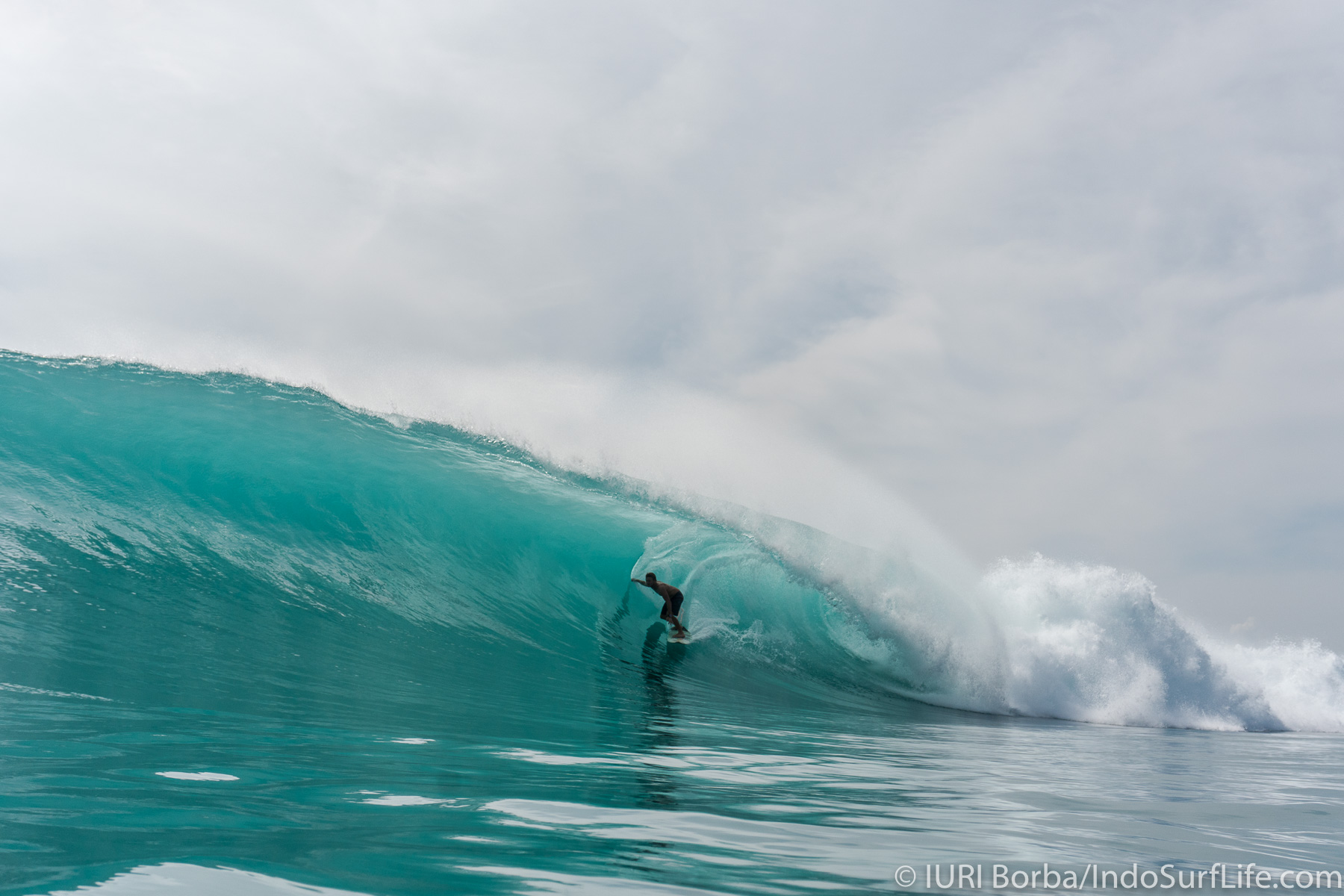 Photos: First Mentawai Swell in 2017