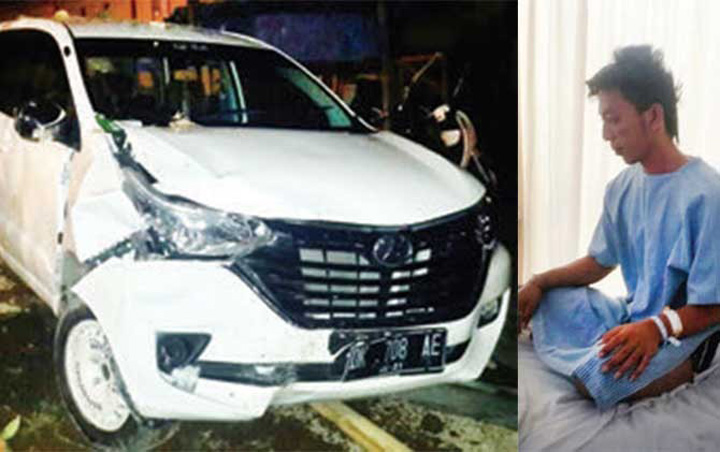 Uber Driver Attacked by Mob in Bali