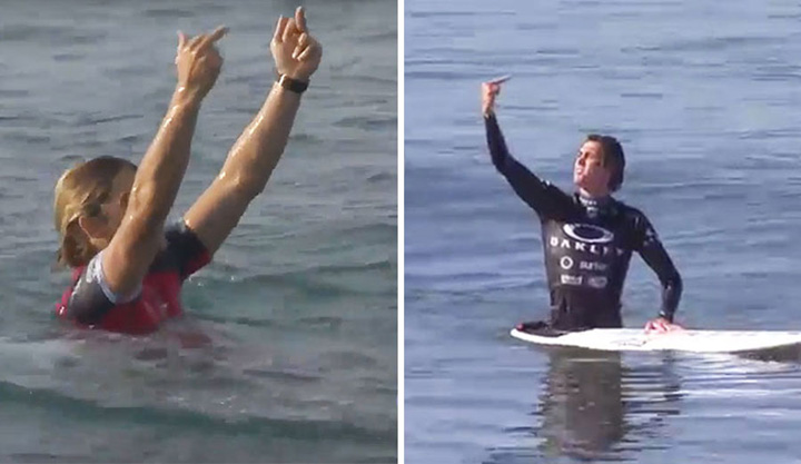 5 Times Surfers Lost Their Shit in a Contest