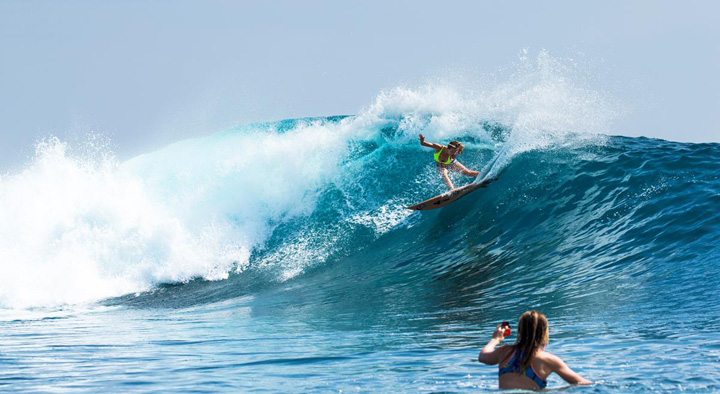 Bethany Hamilton Scores Wildcard For Outerknown Fiji Pro