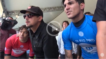 Video: Behind the Scenes as Tyler & Adriano are Victorious in Brazil #TourNotes