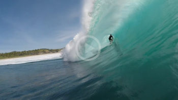 Video: Going Deep at Desert Point