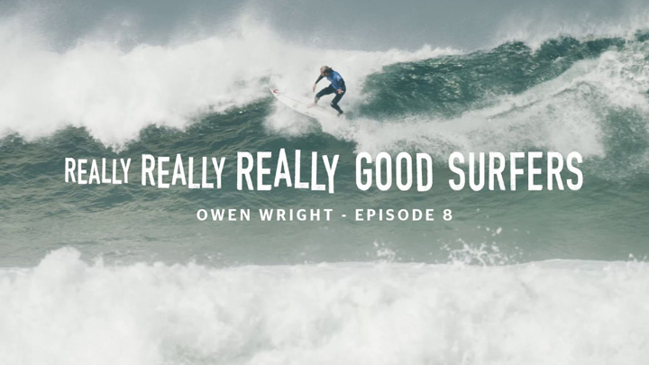 Video: Owen Wright Really, Really, Really Good Surfers
