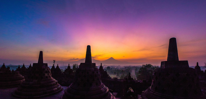 Borobudur Wins Third Spot in National Geographic's Iconic Adventures