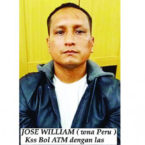 Police Arrest Peruvian Fugitive Who Escaped from Denpasar Court House.