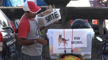 """Governor Issues an """"Official Letter"""", Cracking Down Bali Dog Meat Trade"""