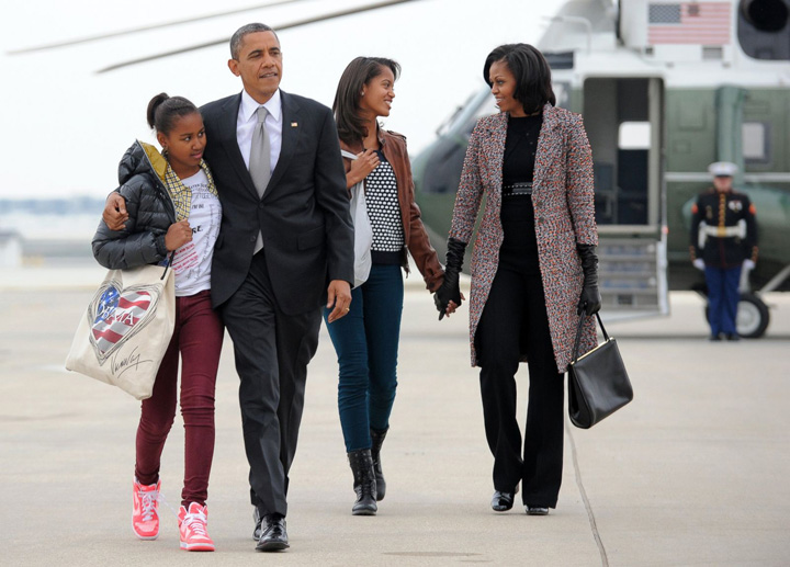 Barack Obama and Family will Visit Bali for Vacation