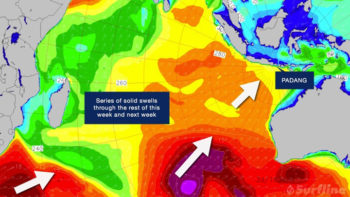Rip Curl Cup Called Off; Next Call Friday July 28 At 7 AM