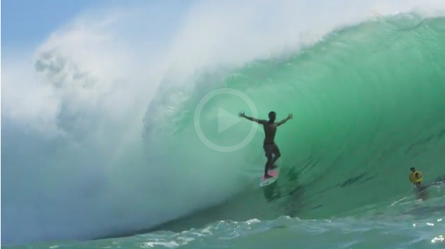 Video: Padang Padang in Slow-Motion