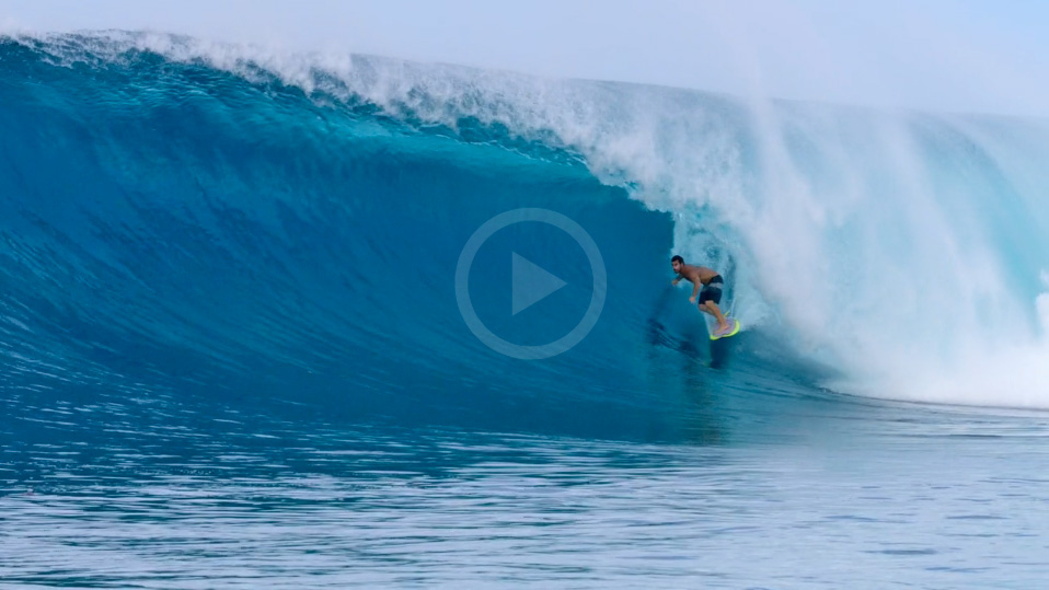 Video: Benjamin Sanchis Finds Indonesian Bliss