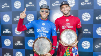 Filipe Toledo Wins The J Bay Open