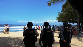 Bali Police Training Special Street Crime Units to Ensure Safety of Tourist Visitors