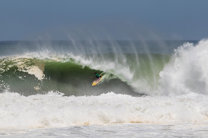 Kai Lenny Wins The Puerto Escondido Challenge