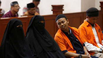 Indonesian Woman Jailed for Suicide Bomb Plot at Jakarta Palace