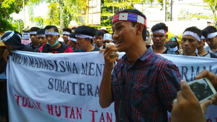 Mentawai Residents Oppose Permit for Industrial Forest