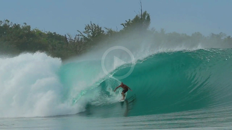 Video: Brent Dorrington Mentawai Islands Trip