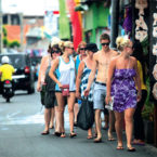 Bali Foreign Tourist Arrivals Up 23.5 Percent