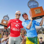 Gabriel Medina Wins The Rip Curl Pro Portugal