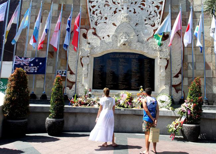 Survivors, Friends and Family Remembered on 15-Year Anniversary of Bali Bombings