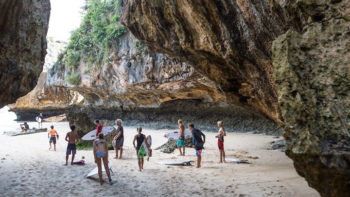 South East Asia's Top Junior Surfers Will Train For Gromsearch National Final in Uluwatu