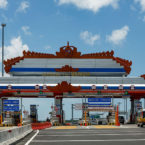Cash for Payment of Toll Fee in Bali Not Accepted After October 1
