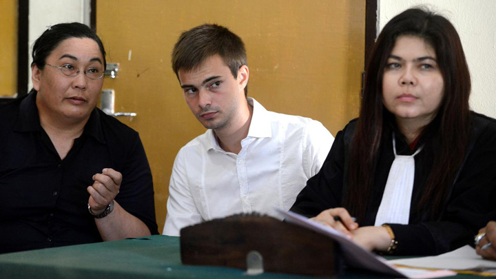 French Student Jailed to Five Years in Bali for Marijuana