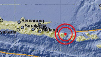 5.0 Magnitude Quake Occurs in Bali on Thursday Morning