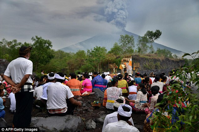 Mount Agung Eruption: Information From Indonesia Ministry of Tourism for Travelers