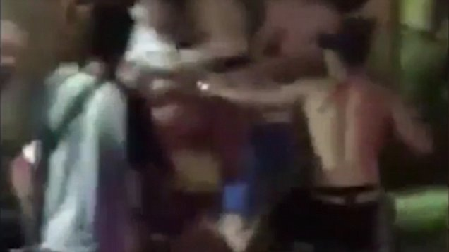 Dozen Schoolies Brawl in Middle of Bali's Party District
